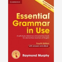 Essential Grammar in Use with Answers and eBook