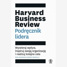 Harvard Business Review Podręcznik lidera
